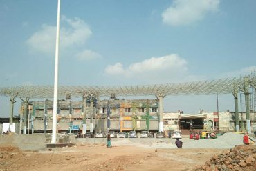 Yeswantpur Railway Station Canopy Project